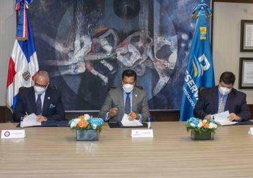 Instituciones financieras y FEDOGOLF firman acuerdo de patrocinio