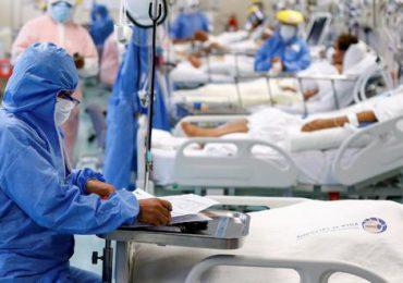 Coronavirus RD | Salud Pública reporta 1,440 nuevos casos, 14 muertes y 73% de ocupación camas UCI