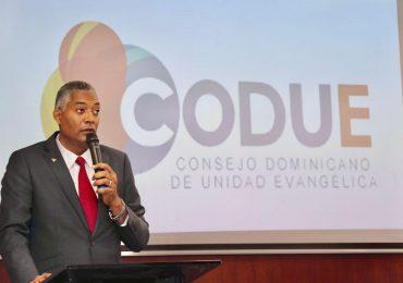 CODUE sugiere Iglesias Cristianas deben tener participación en el Pacto Social propuesto por el gobierno