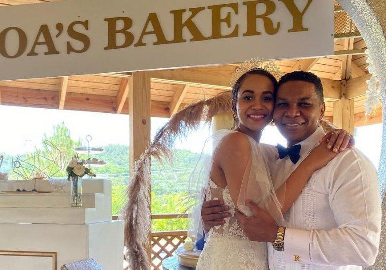 Raymond Pozo llora al entregar su hija Lucerito en matrimonio