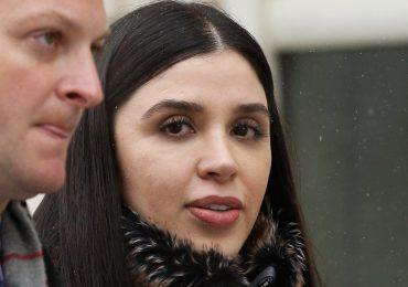 La esposa del Chapo Guzmán se declara culpable de narcotráfico en EEUU