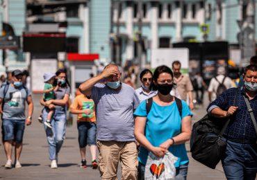 Moscú enfrenta histórica ola de calor en junio