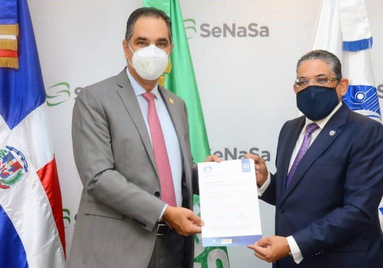 SeNaSa obtiene la certificación sobre accesibilidad web del Estado dominicano