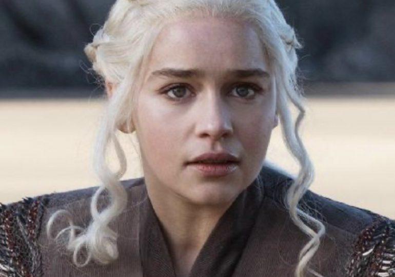 Emilia Clarke habló por primera vez del polémico error de Game of Thrones