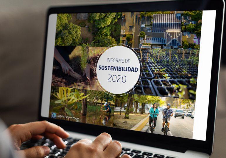 Grupo Popular lanza Informe de Sostenibilidad bajo estándar GRI