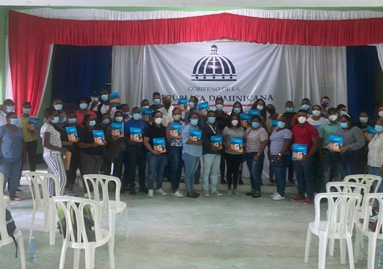 CCDF impacta a más de 100 Mipymes con serie de talleres Preserva