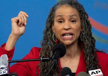 Maya Wiley, la candidata demócrata a la alcaldía de la ciudad de Nueva York