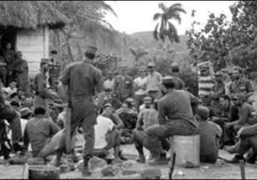 Hoy conmemoramos el 62 aniversario de la expedición del 14 de junio