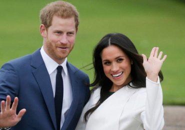 Nace hija del príncipe Enrique y Meghan Markle