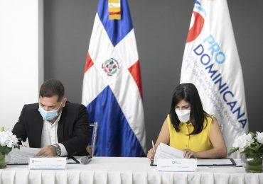 ProDominicana acuerda promover productos dominicanos en Euroasia, Oriente Medio y África