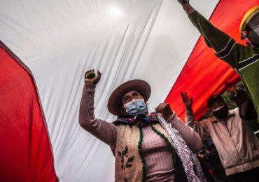 Temor en zonas de Lima ante eventual victoria de socialista en Perú