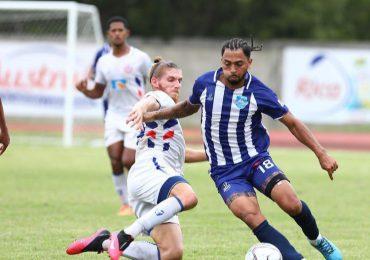Atlético San Cristóbal sorprende y se lleva los tres puntos ante Delfines del Este