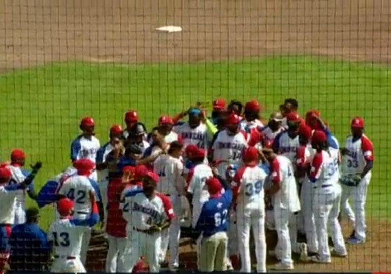 Selección de béisbol de RD logró pase a Juegos Olímpicos
