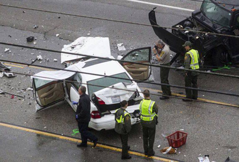 Nueve niños y un adulto mueren en accidente de tránsito en EEUU en medio de tormenta