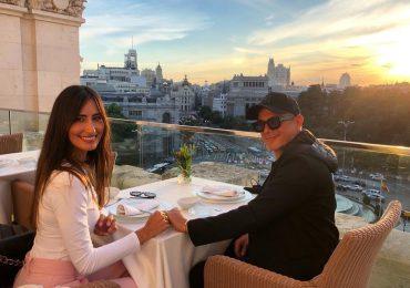 Alejandro Sanz comparte una tarde romántica junto a Rachel Valdés