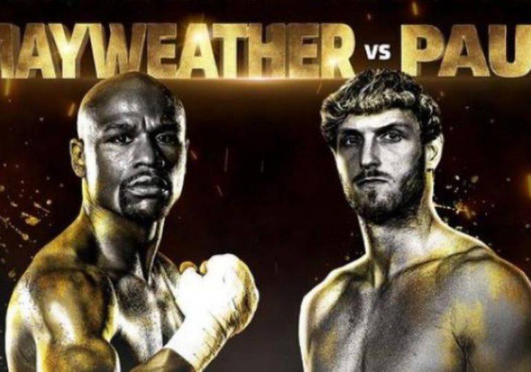 Un boxeador vs un youtuber: ¿qué hay detrás del experimento que harán Floyd Mayweather y Logan Paul?