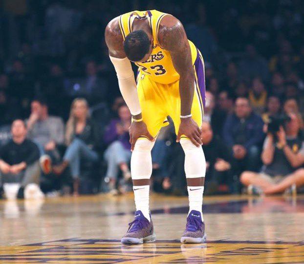 Lebron Jamesy los Lakers quedan eliminados de los playoffs de la NBA
