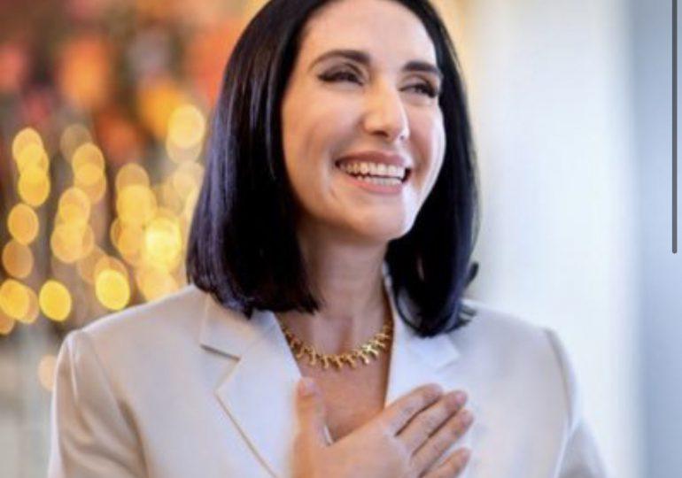 Raquel Arbaje se disculpa por ausencia en Twitter; dice está enfocada en proyectos para la niñez