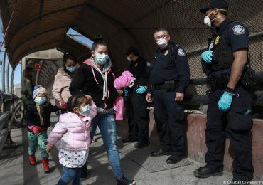 México devuelve 89 emigrantes cubanos que no pudieron pasar a EEUU
