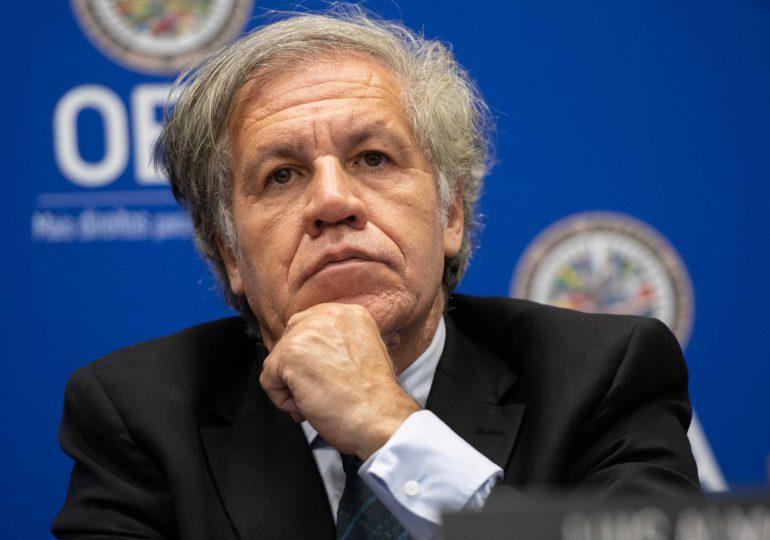 Luis Almagro pide suspender la participación de Nicaragua en la OEA