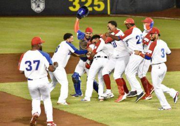 Béisbol RD derrota a Países Bajos y pasa a la Final del clasificatorio olímpico