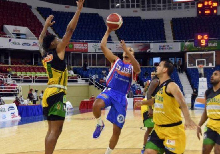 Mauricio Báez vs San Lázaro jugarán la final del baloncesto del Distrito Nacional 2021