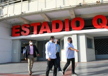 Anuncian reacondicionamiento del estadio Quisqueya para Serie del Caribe Santo Domingo 2022