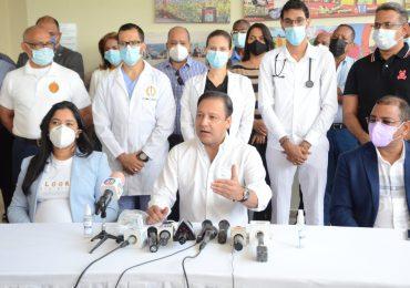 Abel Martínez pone a disposición del Gobierno personal y bienes municipales para plan de vacunación