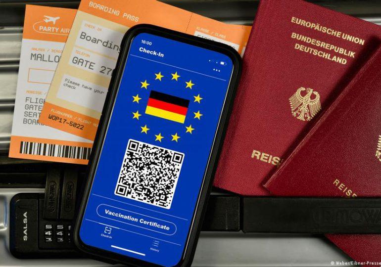Alemania levantará el 1 de julio advertencias a viajeros para mayoría de países
