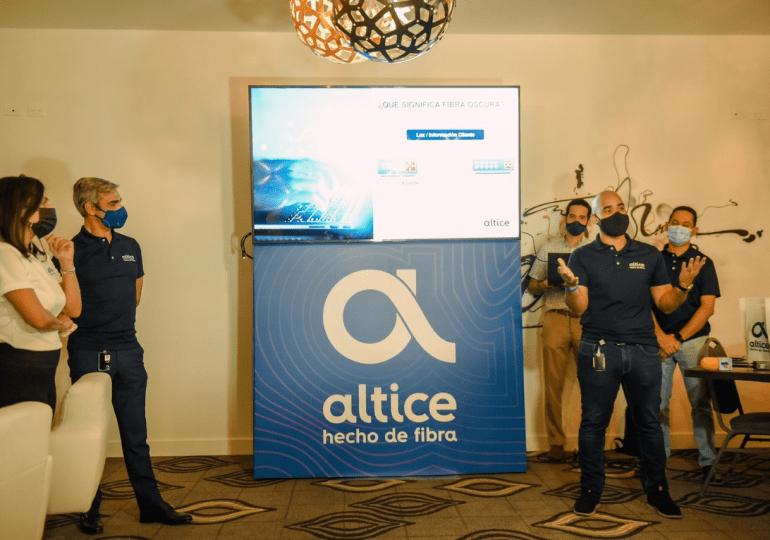 Altice muestra el poder de su red que hará posible transmisión de los Premios Soberano 2021