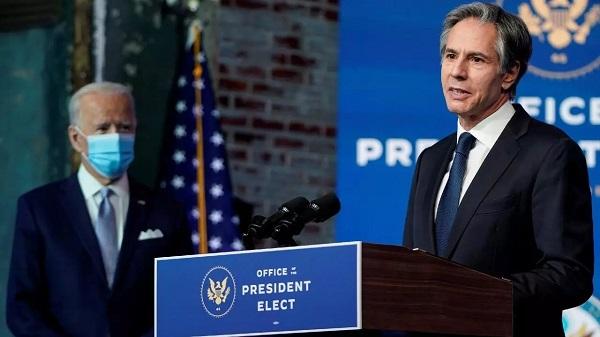 Diplomático estadounidense presiona a China sobre Taiwán y origen de covid-19