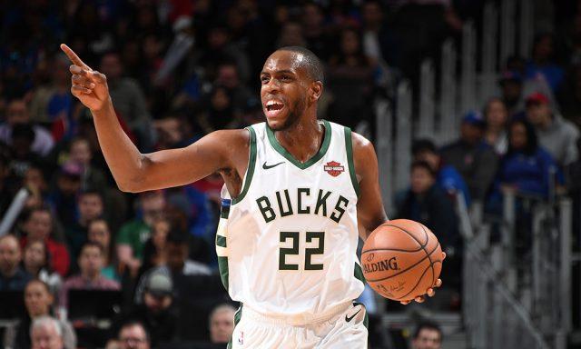 Bucks respiran tras primer triunfo ante Nets