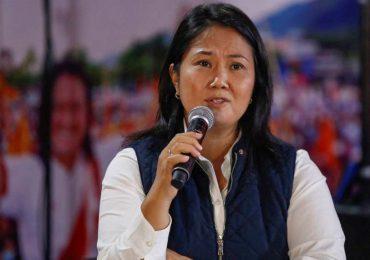 Fujimori insiste en irregularidades en balotaje presidencial en Perú