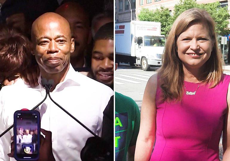 """Caos en contienda por alcaldía de Nueva York tras """"discrepancia"""" en los votos"""