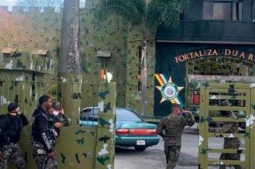 Imponen coerción contra interno que mató a otro dentro de la Fortaleza Duarte