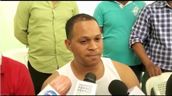 VIDEO | Dirigente popular revela fue raptado y torturado por organismo del Estado en municipio Licey al Medio