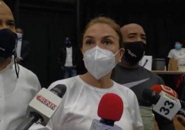 VIDEO | Alcaldesa Carolina Mejía exhorta a la ciudadanía a vacunarse