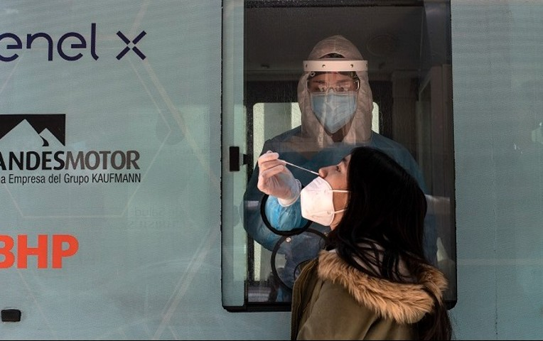 Chile confirma primer caso de variante Delta de coronavirus