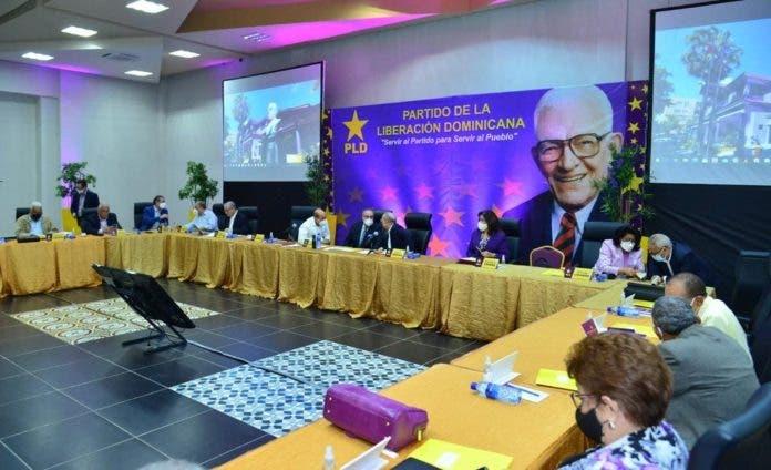 Video | Cúpula de PLD se reúne y se prepara para el ir al diálogo nacional