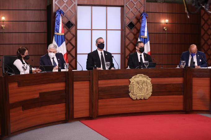 Consejo Nacional de la Magistratura se reunirá esta tarde en el Palacio Nacional