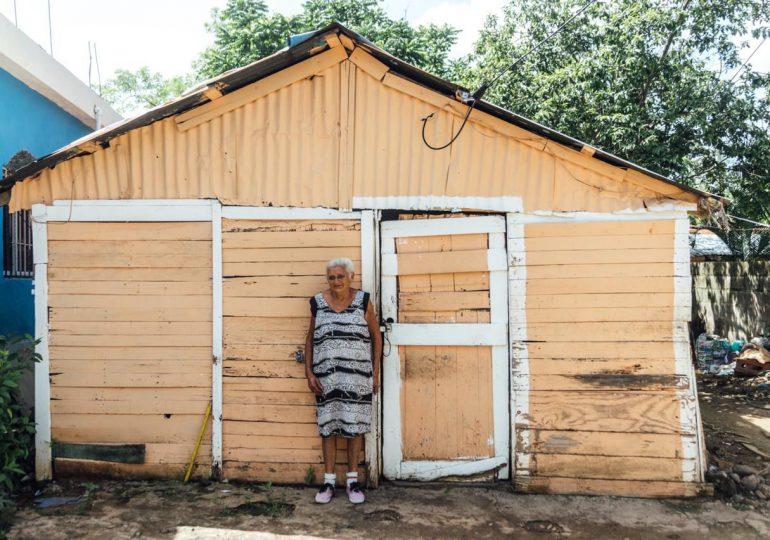 INVI inicia construcción de vivienda para adulta mayor en los Alcarrizos