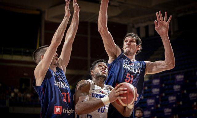 Dominicana cayó ante Serbia en el repechaje