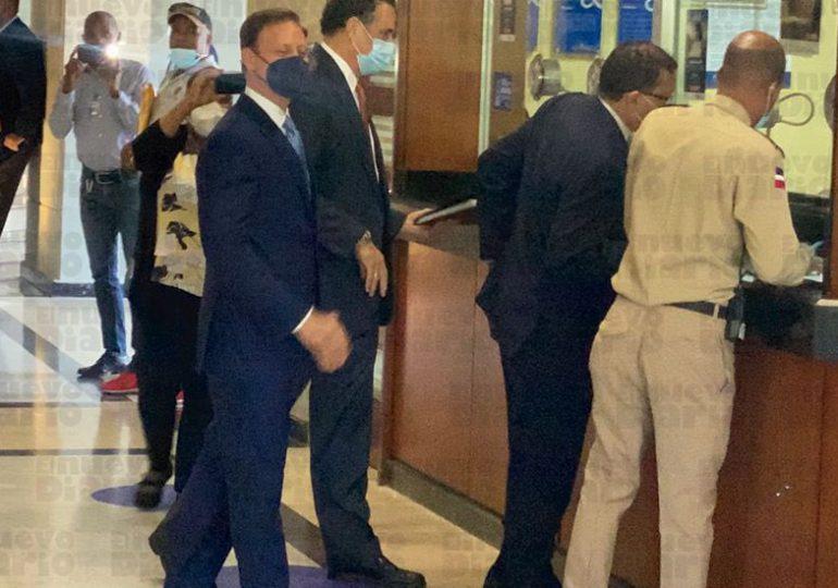 Dejan preso al exprocurador Jean Alain Rodríguez