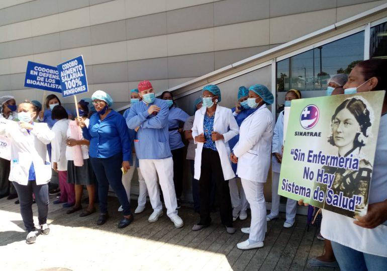 FEDOSALUD anuncian acciones si el Gabinete de Salud no responde a sus demandas