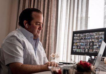 José Ignacio Paliza participa en conferencia virtual sobre debates electorales