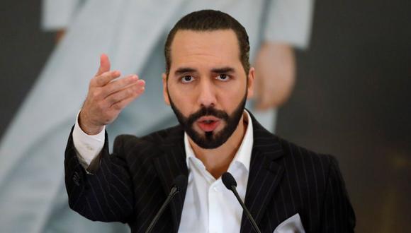 """Bukele dice que es """"más barato"""" operar con bitcóin que con dólares en El Salvador"""