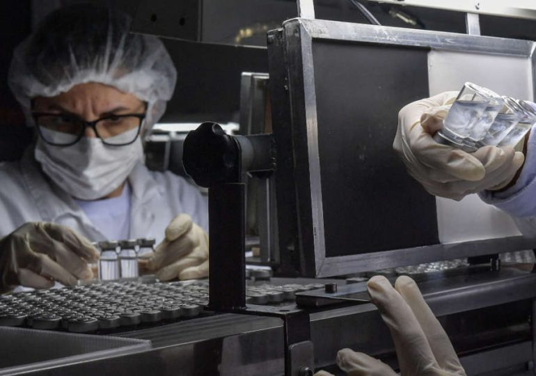 Grupo BRICS reclama suspensión de patentes de vacunas anticovid