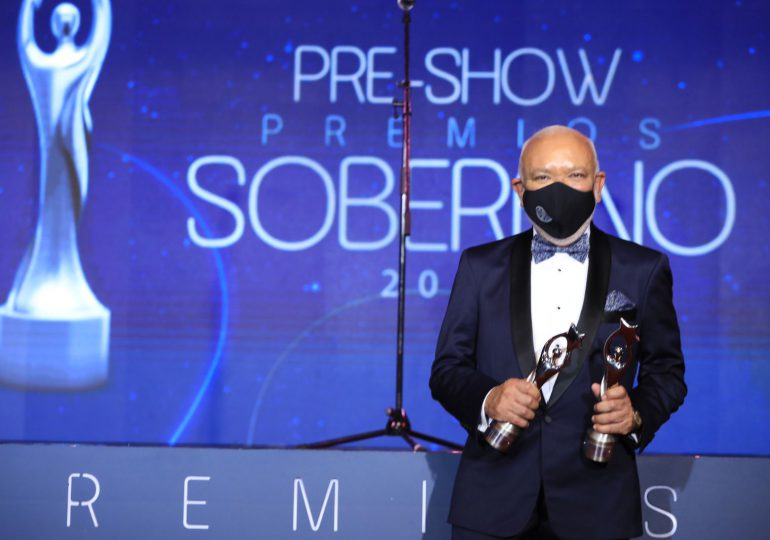 "Premios Soberano | ""Es temprano todavía"" gana renglón Programa Semanal de Variedades"