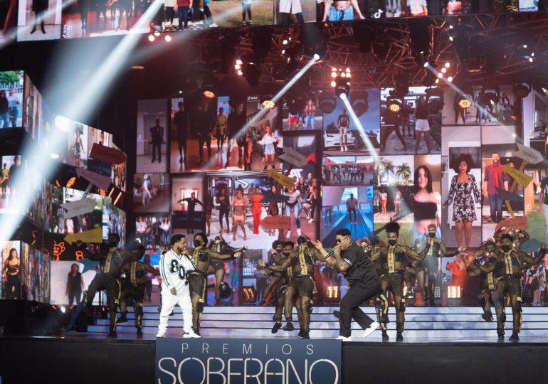 El Juidero da apertura a Premios Soberano