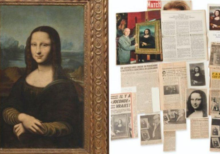"""La célebre copia de la Gioconda, la """"Mona Lisa Hekking"""", en venta en Christie's"""